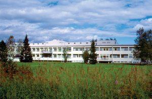 בית חולים פסיכיאטרי קרפודס, פינלנד