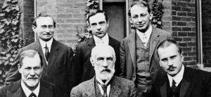 פרוייד ושאר הפסיכואנליטיקאים הראשונים